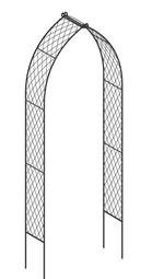 12 inch gothic arch