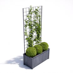 Trough Planter Trellis