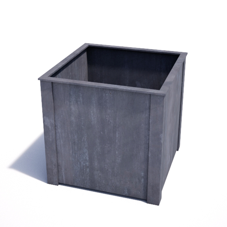 Very Large Steel Planter