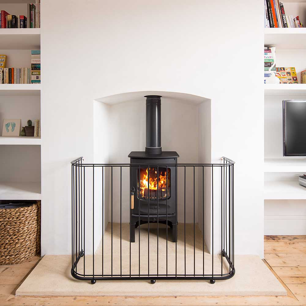 Contemporary fire guard