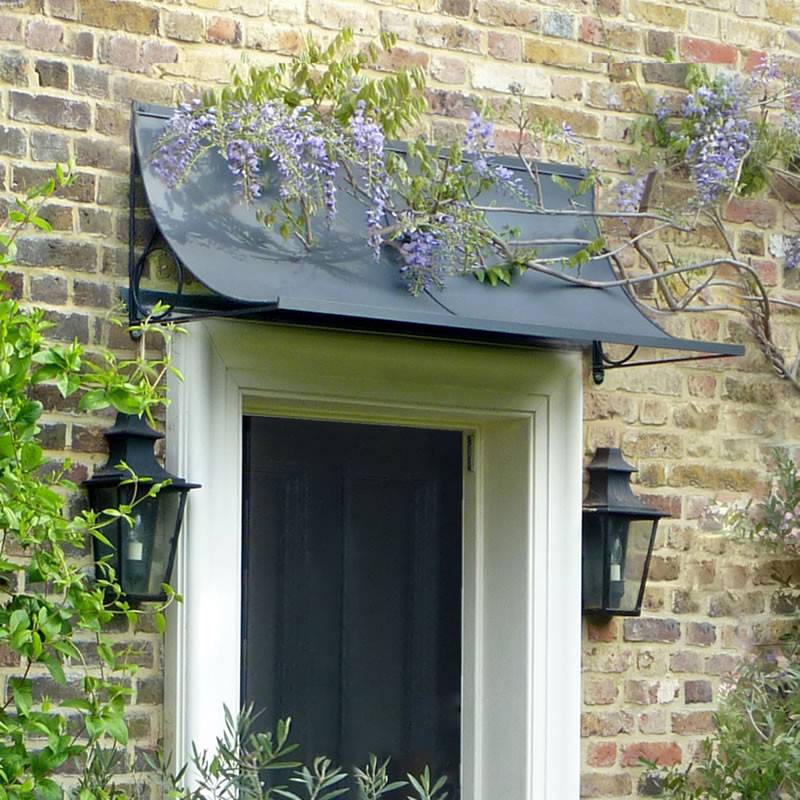 Door Canopies Canopy Designs From Garden Requisites