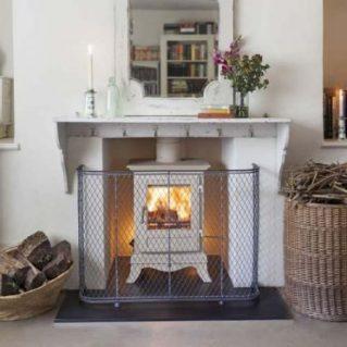 Fireguard for Log Burners