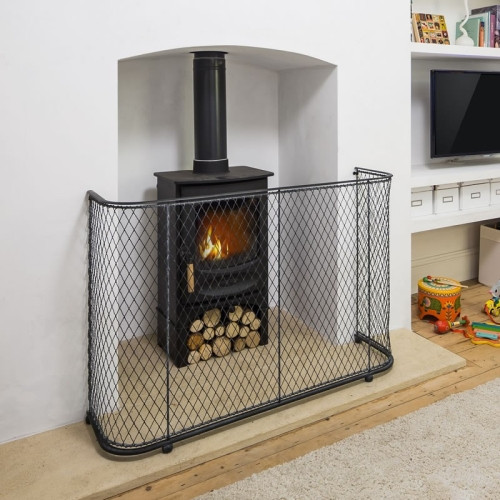 Fireguard for Wood Burning Stove