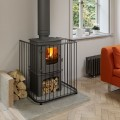 Fireguard for stoves