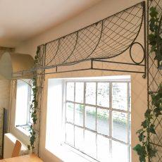 Scoop Wirework Canopy