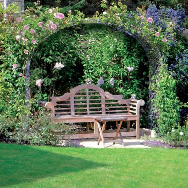 Garden Arch Large Bespoke