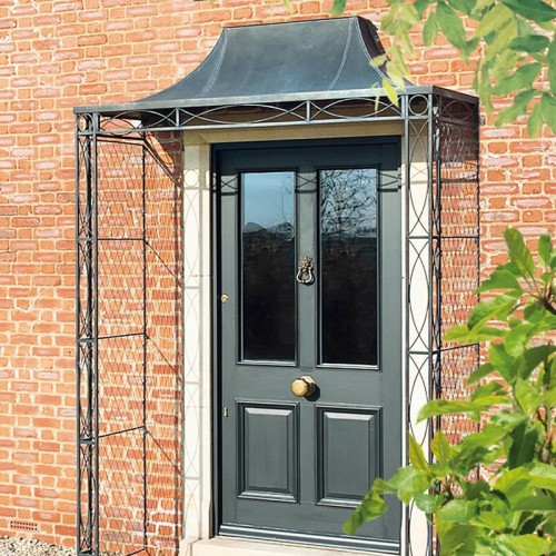 Porches Iron Door Porch Bespoke Porch Designs