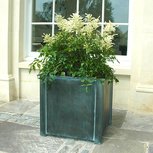 Large-Steel-Planter-Square