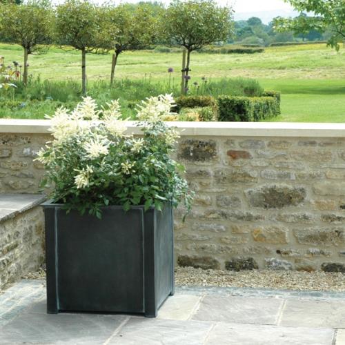 large square planter
