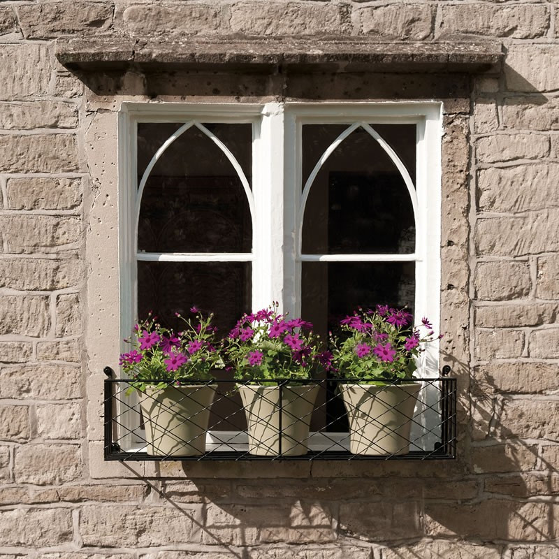 Metal Window Boxes