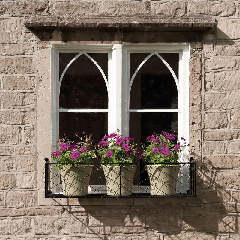Metal Window Boxes