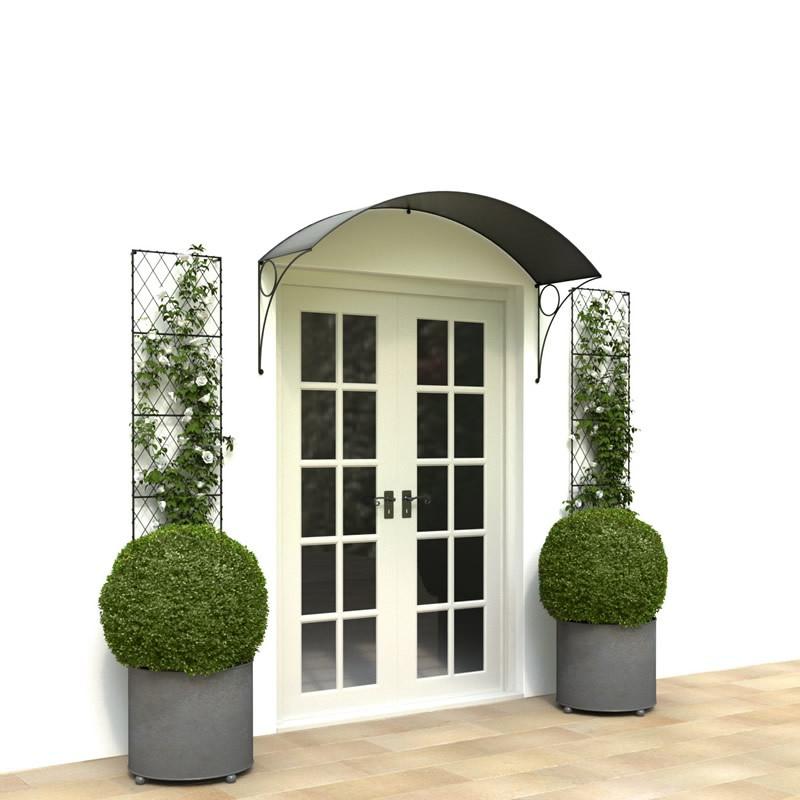 Patio door canopy