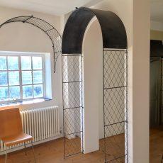 Bespoke Wirework Roman Arch