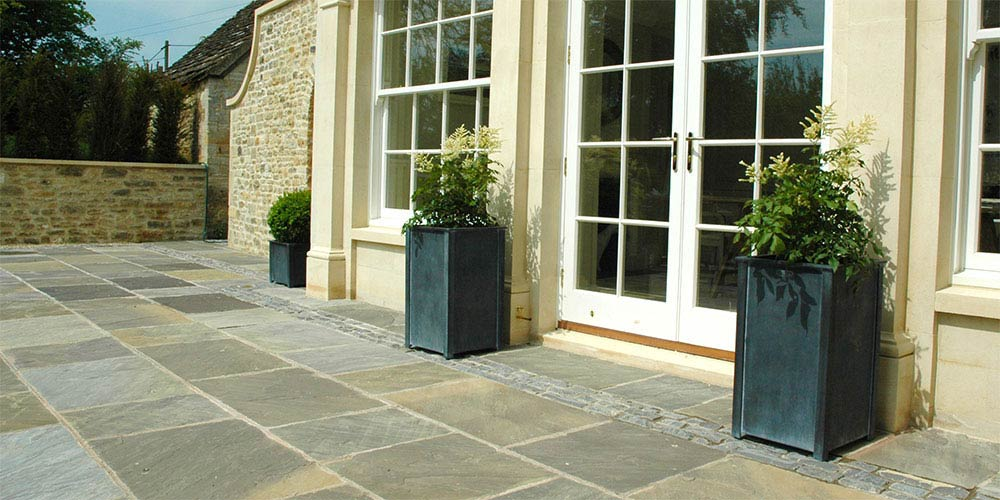 Tall-Square-Planters