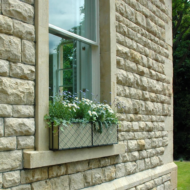 Window Boxes with Planter