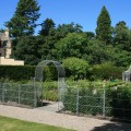 Arch and trellis Aldouire Estate