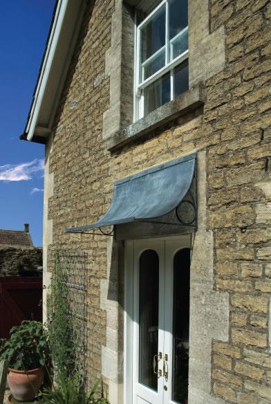 Door canopy 4 foot wide & Door canopy 4 foot wide - Garden Requisites