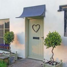 door-canopy-aged-zinc