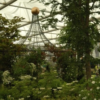 news rhs chelsea flower show 2011