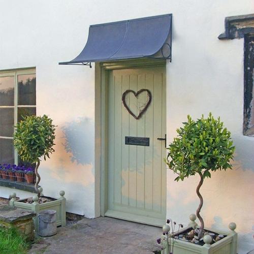 Door Canopies - Canopy Designs From Garden Requisites