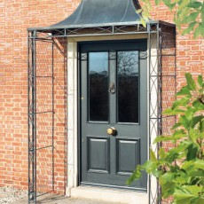 traditional-georgian-porch-with-ironwork-sides